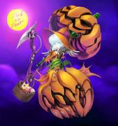 Halloween Scyphozoa