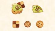 【MMD文アル】不思議なお茶会クッキーセット