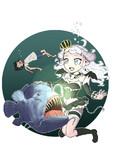 深海の悪魔