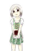 (っ^ω^c)茉莉ちゃんprpr