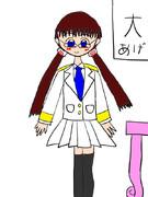 女装子提督・提督(司令官)の制服姿