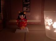 プラモブロックで日本鬼子さん