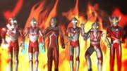 進撃のウルトラ六兄弟