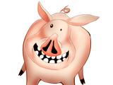 ヘイデイの豚