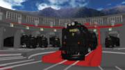 【モデル配布】D51型蒸気機関車・北海道セット1【MMD鉄道】