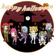 ハロウィン紅魔館