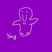 YMDペンギンイラスト模写