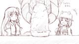 【2-2コマ】至って平和【第9回東方ニコ童祭Exリレー漫画】