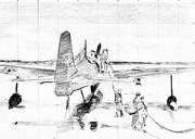 中島飛行機 A6M2-N 弐型単座水上機