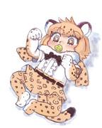 赤ちゃんジャガー