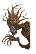 木のばけもの