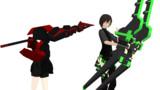 BRS-ゲーム版:エイリアン武器風モデル【MMDアクセサリ配布】