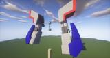 Minecraft」新機体作成中№2「jointblock