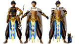 【Fate/MMD】白羽式オジマンディアス【リスト配布】