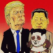 パンダ?外交成功!