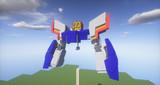 Minecraft」新機体作成中№3「jointblock