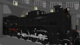 【モデル更新】D51北海道セット1【MMD鉄道】