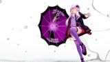 【MMD】(痛)傘のある風景:結月ゆかり