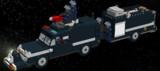 LDDでSWAT用4WD作ってみた。