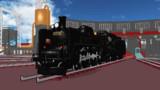 【モデル更新】C57型蒸気機関車135号機【MMD鉄道】