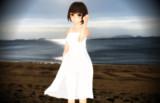 浜辺に降り立つ天使かな