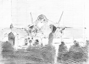 神事(F35A戰鬪機)