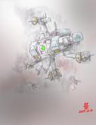 試作型新型人類専用機「ブラボゥル・ボゥルォ」