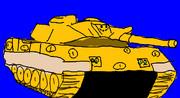 千賀式ジャガー戦車BB