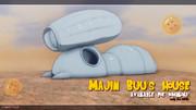 MMD - Majin Buu's house (DL)