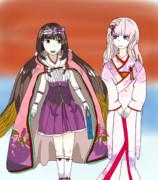 刑部姫と姫路城