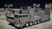 87式自走整備支援担架 ver1.00