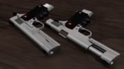 【Ver.UP】M1911カスタム LightBringerVer.2 【モデル配布】