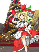 魔理沙 クリスマス