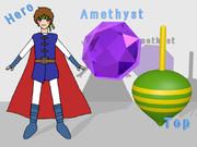 HAT (Hero, Amethyst, Top)