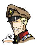 宇宙世紀の格言おじさん~地球連邦軍グリーン・ワイアット大将