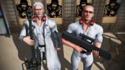 【MMD】銃と小父さん