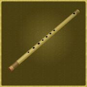 【MMD】篠笛【配布】