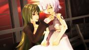 【Fate/MMD】夕暮れたい焼き親子