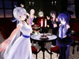 【MMD】ハクさん10th Anniversary!