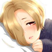 あ…お、おはよう…