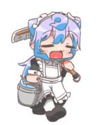 メイド3号ちゃん