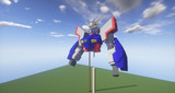 Minecraft」新機体作成中№5「jointblock