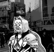 おっさんセフィロス渋谷上陸