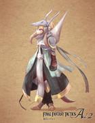 【第九次ウソm@s祭り】FFTAi2:竜騎士