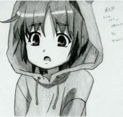 小萌先生を描いてみた♪