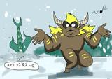 モンハンの冬