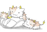 マウスと牛ちゃん