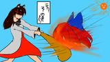 【1-2コマ】かげばんき【第9回東方ニコ童祭Exリレー漫画】