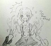 幸子誕生日おめでとう!