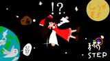 【1-3コマ】NAZO【第9回東方ニコ童祭Exリレー漫画】